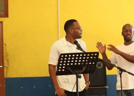 Straight Talk at Alpha Boys School with Jeffrey Campbell (Agent Sasco)